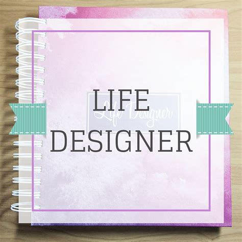 Planner Review Life Designer  Sam Alderson