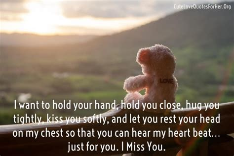 Miss U Love Quotes Top 10 Missing You Love Quotes With Images