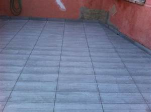 pose de carrelage sur terrasse With pose de carrelage terrasse