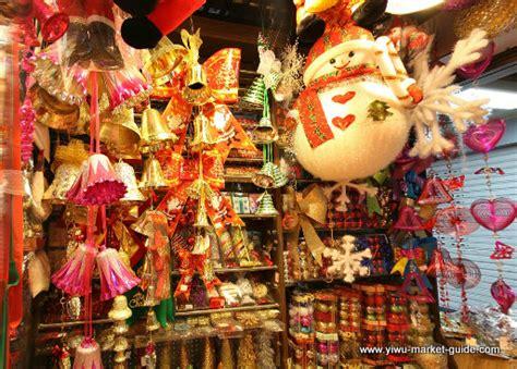 christmas decorations wholesale china yiwu 4