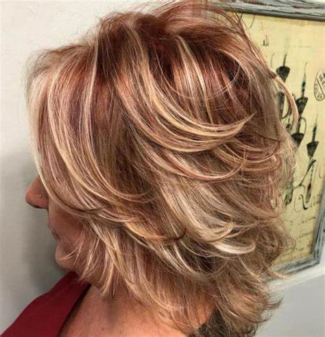 Soft WaveHairstyle for Over 50 Women with Fine Hair