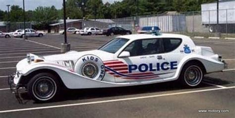 The Funniest Police Cars Collection