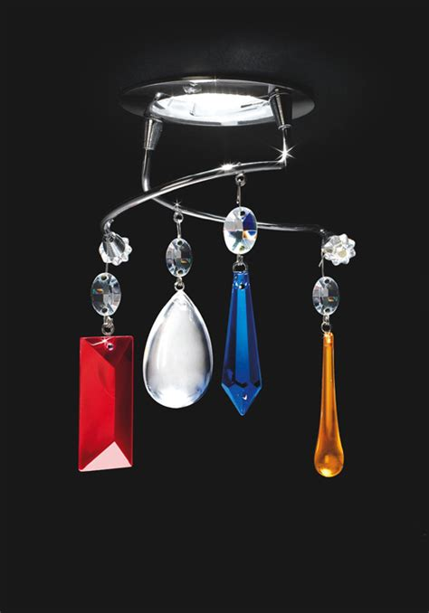 murano glass lighting fixtures bon ton by lnet