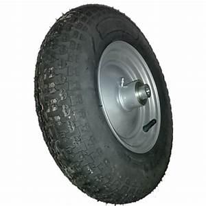 Roue Brouette 3 50 8 : roue compl te moyeu pour remorque noval pneu mitsutomo ~ Dailycaller-alerts.com Idées de Décoration
