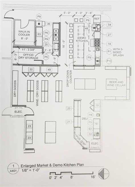 floor plan  pantry retail cooking school pantry