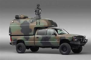 2019 Chevrolet Silverado Hydrogen Military Vehicle Car