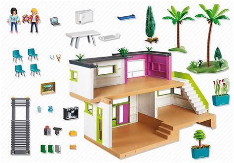 playmobil 5574 maison moderne achat vente univers