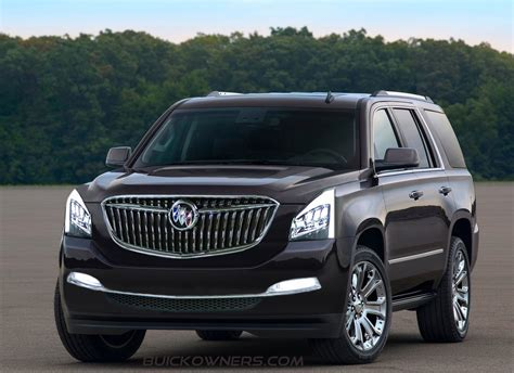 Would You By A Full-size Buick Suv?