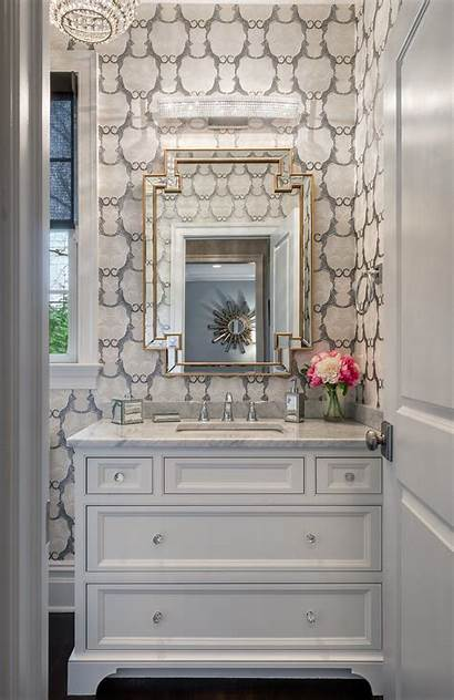 Powder Chic Glamour Rooms Viola Deringhall