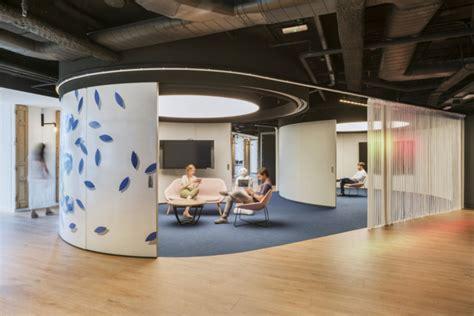 tech company innovation hub madrid office snapshots
