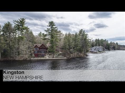 wadleigh pond road kingston  hampshire real estate