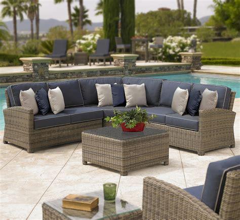 Northcape Patio Furniture Malibu by Northcape International Bainbridge Outdoor Corner