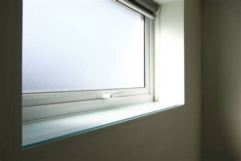 Inside Window Sill by Contemporary Glass Furniture