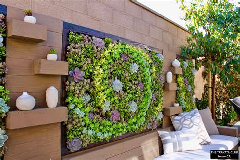 To Make A Vertical Garden Wall by Ideas Best Simple Acrylic Painting Techniques Just For