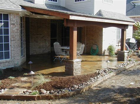 Backyard Porch Designs For Houses by Building An Attached Patio Cover Patio Cover Attached To