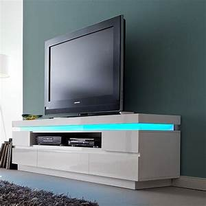 Tv Lowboard Led : odessa 5 drawer lowboard tv stand in high gloss white with led tv stands pinterest ~ Whattoseeinmadrid.com Haus und Dekorationen