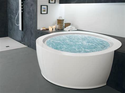 vasca da bagno idromassaggio vasca da bagno idromassaggio rotonda bolla sfioro 190 by