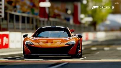 Forza Motorsport P1 Mclaren Wallpapers Games Motor