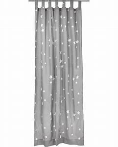 Vorhänge Weiß Grau : vorhang sterne inkl b gelband grau wei 140 x 245 cm 2 st ck mytoys ~ Watch28wear.com Haus und Dekorationen