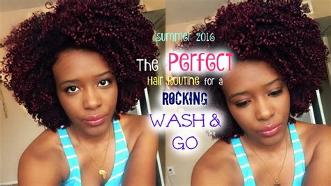 ca natural hair demo review ft devacurl