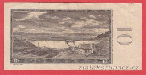 Československo - 10 korún-1960 F 67 - Numismatika Zlatá ...