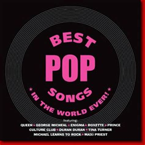 Best Song In The World by Buy Best Pop Songs In The World Audio Cd