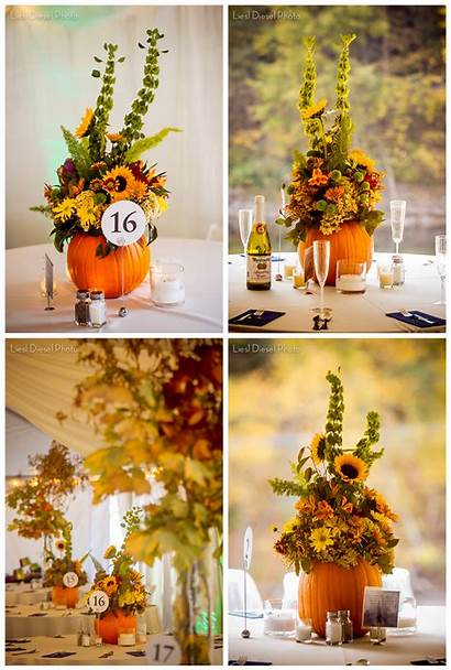 Fall Rustic Country Outdoor Autumn Decor Reception