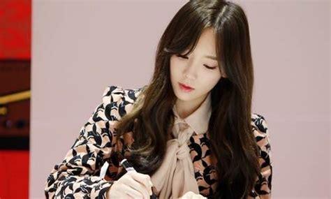 hairstyles beautiful korean bangs  girls