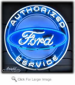 Ford Service Neon Sign only $399 99 Neon Auto Brands Signs
