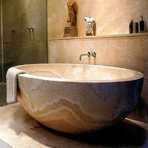oversized bath tubs bathtub rock woman baldi rock crystal
