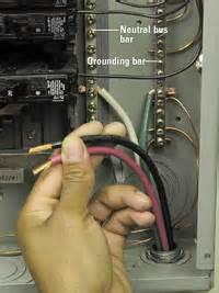 installing   volt receptacle   install