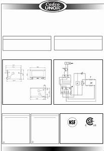 Page 13 Of Cadco Convection Oven Ov