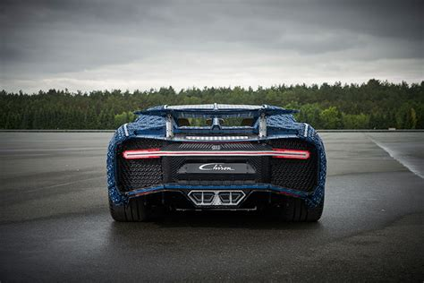 When we say with lego technic you can build for real, we really mean it! LEGO Built A Life-Size And Drivable Bugatti Chiron — urdesignmag