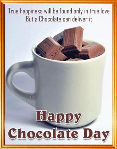 Chocolate Happy Gifs Chocolatey Whatsapp Status Lovely