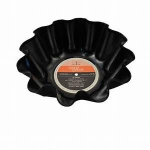 Schale Aus Schallplatte : schale aus schallplatte deko objekte runde schale aus alter schallplatte ein designerst ck von ~ Yasmunasinghe.com Haus und Dekorationen