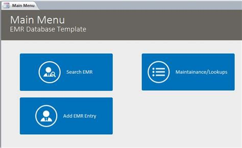 electronic medical record  template emr software