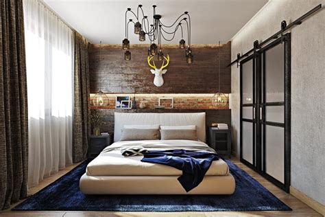 Smart And Sassy Bedrooms : 50 Charming And Rustic Bedroom Décor For Stylized Living