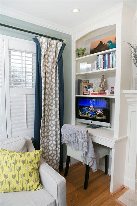 Bookshelves As Room Focus by Living Room Office Combination Built In Bookshelves