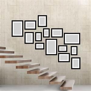 Bilder Richtig Aufhängen Anordnung : h ngung im treppenhaus tipps tricks ideen f r bilderw nde ~ Frokenaadalensverden.com Haus und Dekorationen