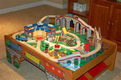 Kidkraft Ride Around Train Set And Table Instructions Castrophotos