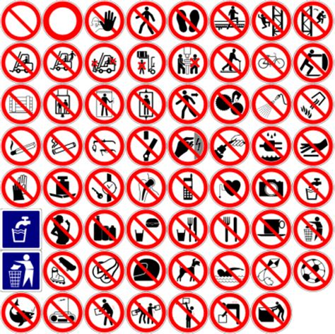 outils sécurité les pictogrammes theos consulting