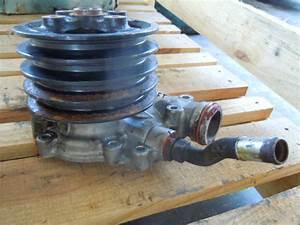 Isuzu 6hk1 02 Water Pump 99