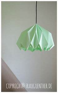 Origami Lampe Anleitung : 1000 images about indretning lamper on pinterest origami lamp diy origami and origami ~ Watch28wear.com Haus und Dekorationen