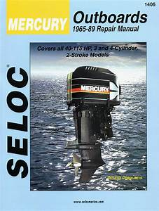 Mercury Outboard Manuals By Seloc