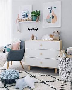 Chambre Ambiance Zen : d co chambre b b fille et gar on en style scandinave pour ~ Zukunftsfamilie.com Idées de Décoration