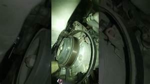2011 Hhr Alternator Replacement Part One