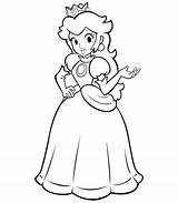 Coloring Mario Pages Peach Princess Baby Printable Kart Colouring Print Giant Super Themes Getcolorings Pitch Perfect James Sheet Party Cute sketch template