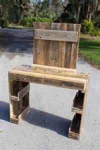 Vanity Made From Pallet Wood