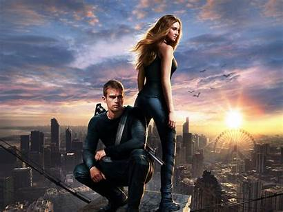 Divergent Wallpapers Movies Film Four Poster Characters