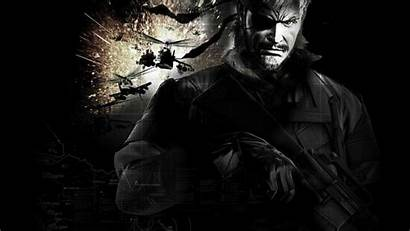 Gear Metal Solid Wallpapers 4k Pc Background